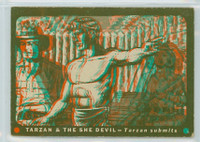 1953 Tarzan|She Devil 50 Tarzan Submits Very Good