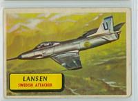 1957 Planes 34 Lansen Very Good BLUE