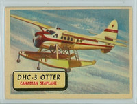 1957 Planes 77 DHC-3 Otter Excellent RED