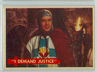 1957 Robin Hood 5 Demand Justice Excellent to Mint