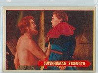 1957 Robin Hood 15 Superhuman Strength Excellent to Mint