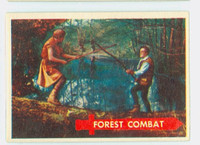1957 Robin Hood 17 Forest Combat Near-Mint
