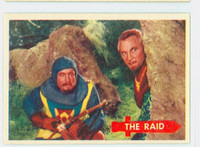 1957 Robin Hood 21 The Raid Near-Mint