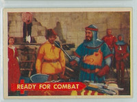 1957 Robin Hood 43 Ready for Combat Near-Mint