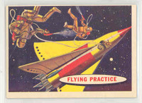 1957 Space 26 Flying Practive Excellent to Excellent Plus