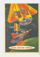 1957 Space 27 Fixing Meteor Damage Very Good to Excellent