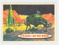 1957 Space 38 It's Easy - On The Moon! Excellent to Mint