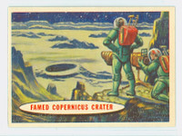1957 Space 41 Famed Copernicus Crater Excellent to Mint