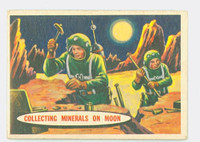 1957 Space 46 Collecting Minerals on the Moon Very Good
