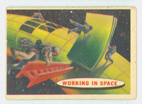 1957 Space 52 Working in Space Fair to Poor