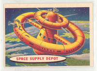 1957 Space 53 Space Supply Depot Excellent to Excellent Plus