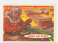 1957 Space 57 Lunar Airplant Very Good to Excellent