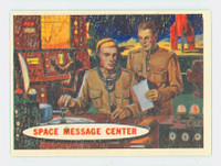 1957 Space 63 Space Message Center Very Good to Excellent