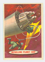 1957 Space 70 Refueling Interplanet Ship Excellent to Mint