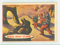 1957 Space 71 Venus Dust Storms Very Good