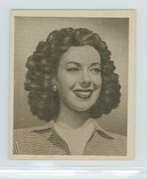 1948 Movie Stars 11 Carolyn Butler Near-Mint Plus