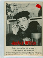 1965 Hogans Heroes 14 Folies Bergere Very Good to Excellent