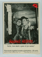 1965 Hogans Heroes 20 Gin Rummy Excellent