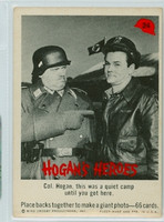 1965 Hogans Heroes 24 Quiet Camp Excellent