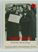 1965 Hogans Heroes 25 Freeway Excellent