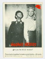 1965 Hogans Heroes 32 USO Hostess Very Good