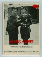 1965 Hogans Heroes 34 Bird Imitations Very Good