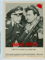 1965 Hogans Heroes 37 Prize Gun Very Good