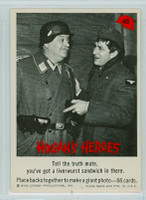 1965 Hogans Heroes 40 Sandwich Very Good