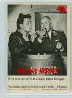 1965 Hogans Heroes 47 Bushy Hair Excellent