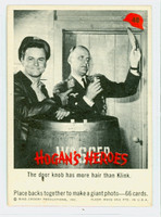 1965 Hogans Heroes 48 Klink's Hair Very Good