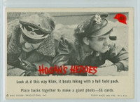 1965 Hogans Heroes 63 Beats Hiking Very Good to Excellent
