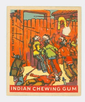 1947 Goudey Indians 32 The Battering Ram Excellent to Mint