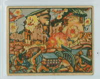 1938 Horrors of War 21 The Siege of Toledo Fair to Good