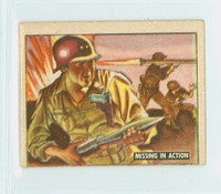 1950 Freedom's War 150 Missing In Action Very Good to Excellent