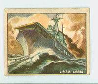 1950 Freedom's War 171 Aircraft Carrier Very Good to Excellent