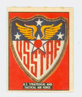 1950 Freedom's War 190 US Strategical and Tactical Air Force Excellent to Excellent Plus