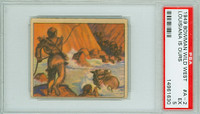 1950 Wild West A-2 Louisiana Is Ours PSA 5 Excellent
