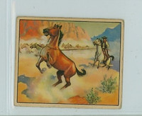 1950 Wild West E-2 Roping Wild Horses Good to Very Good