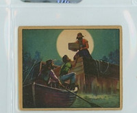 1950 Wild West G-6 River Pirates Very Good