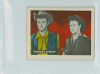 1950s Ed-U-Card Lone Ranger 60 Fake Prisoner Fair to Poor