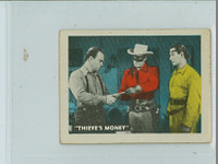 1950s Ed-U-Card Lone Ranger 114 Crook's Surprise Good to Very Good