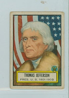 1952 Look N See 3 Thomas Jefferson Good to Very Good
