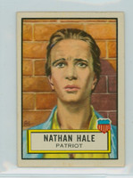 1952 Look N See 11 Nathan Hale Excellent to Mint