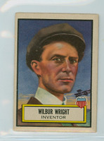 1952 Look N See 13 Wilbur Wright Very Good to Excellent