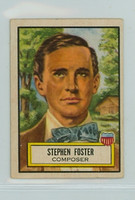 1952 Look N See 28 Stephen Foster Fair to Good
