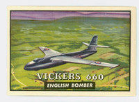 1952 Wings 114 Vickers 660 Near-Mint