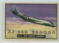 1952 Wings 124 XF 88A Voodoo Excellent to Mint
