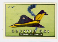 1952 Wings 132 Gloster GA5 Near-Mint