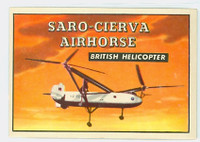 1952 Wings 154 Saro-Cierva Airhorse Near-Mint