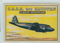 1952 Wings 184 C.A.S.A. 201 Alcotan Very Good